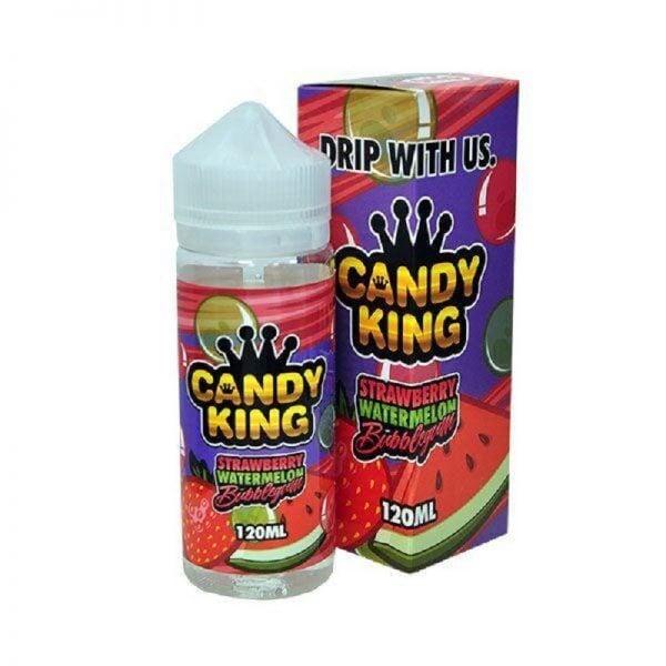 Candy King - Strawberry Watermelon Bubblegum 120ml