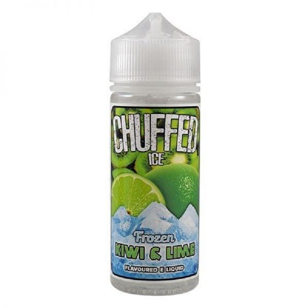 CHUFFED - ICE - FROZEN KIWI & LIME 120ML