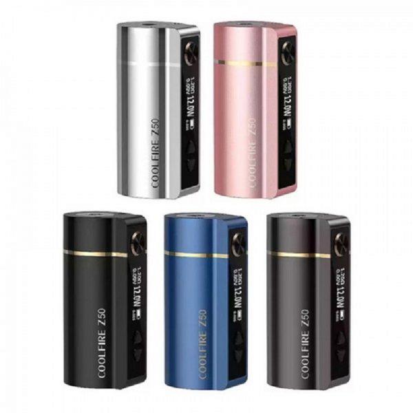 Innokin - CoolFire Z50 VW Battery 2100mAh