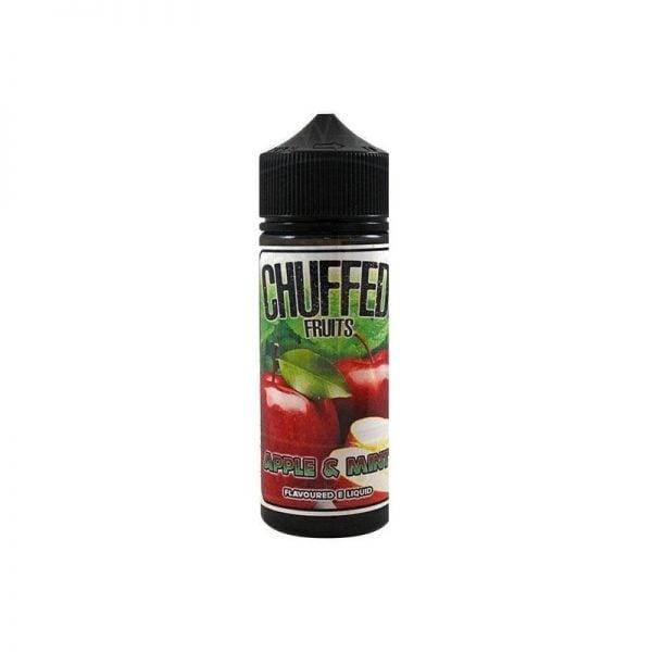 CHUFFED - FRUITS - APPLE AND MINT 120ML