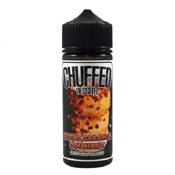 CHUFFED - DESSERT - SALTED CARAMEL DOUGHNUT 120ML