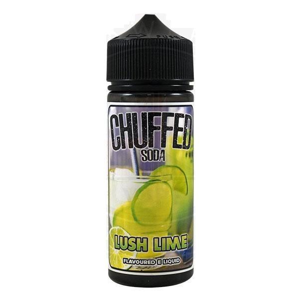 CHUFFED - SODA - LUSH LIME 120ML
