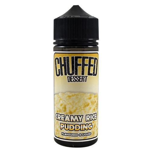 CHUFFED - DESSERT - CREAMY RICE PUDDING 120ML