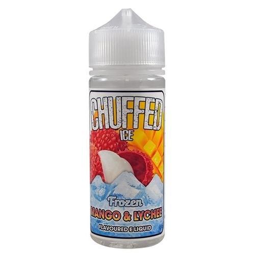 CHUFFED - ICE - FROZEN MANGO & LYCHEE 120ML