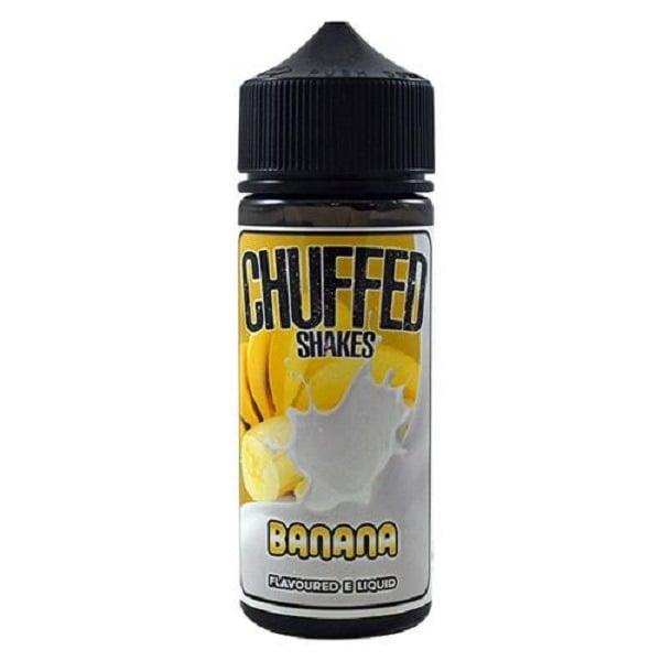 CHUFFED - SHAKES - BANANA 120ML
