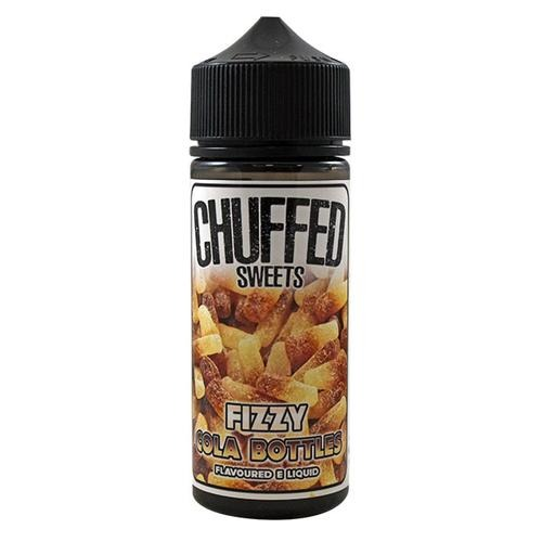 CHUFFED - SWEETS - FIZZY COLA BOTTLES 120ML