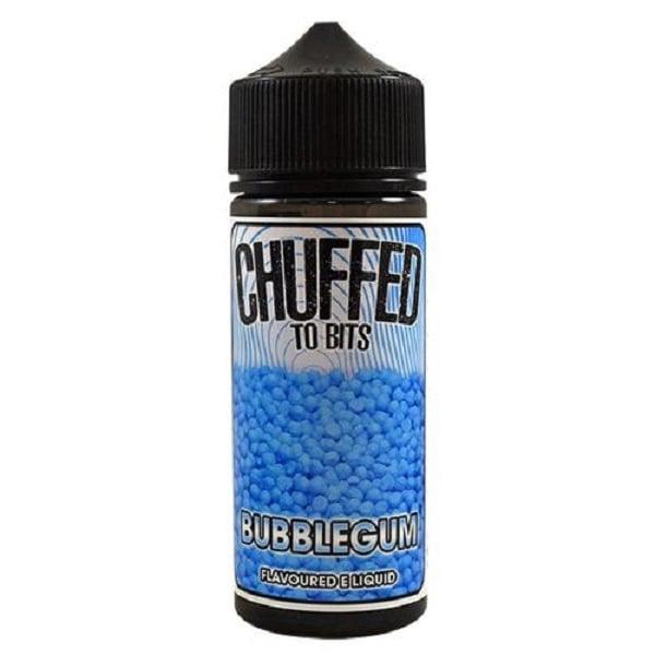 CHUFFED - TO BITS - BUBBLEGUM 120ML