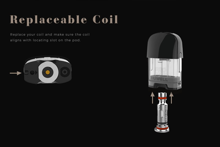 UWELL - KIT CALIBURN G POD