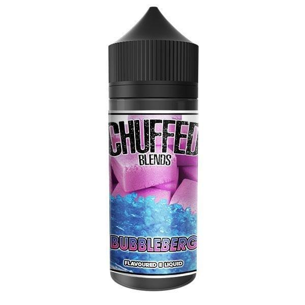 CHUFFED - BLENDS - BUBBLEBERG 120ML