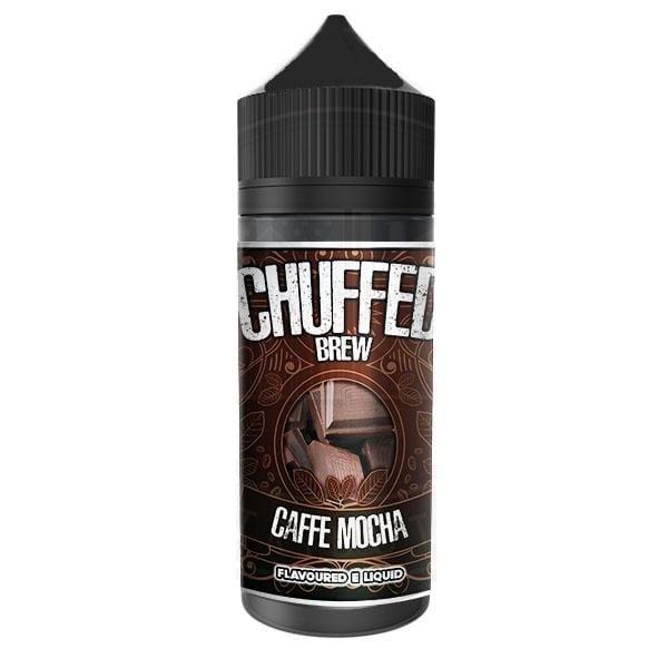 CHUFFED - BREW - CAFFE MOCHA 120ML