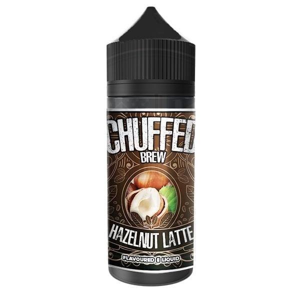 CHUFFED - BREW - HAZELNUT LATTE 120ML