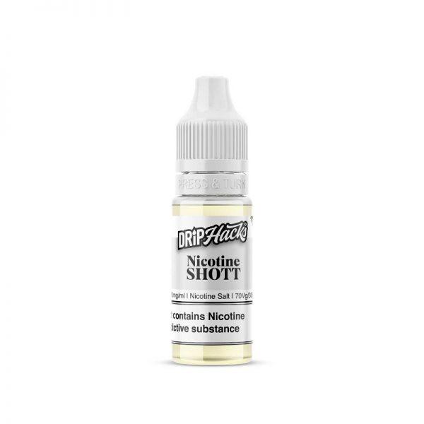 Drip Hacks - Nicotine Shott 10ml