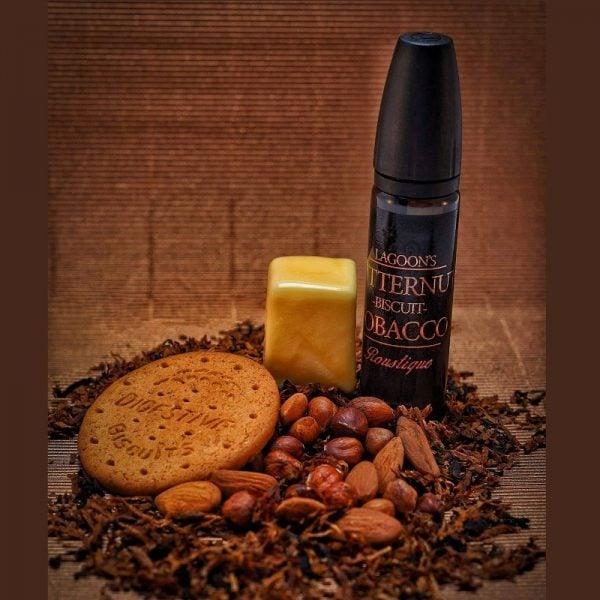 Lagoon Liquids - Butternut Biscuit Tobacco Roustique 60ml