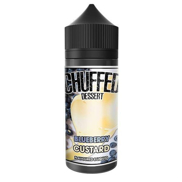 CHUFFED - DESSERT - BLUEBERRY CUSTARD 120ML
