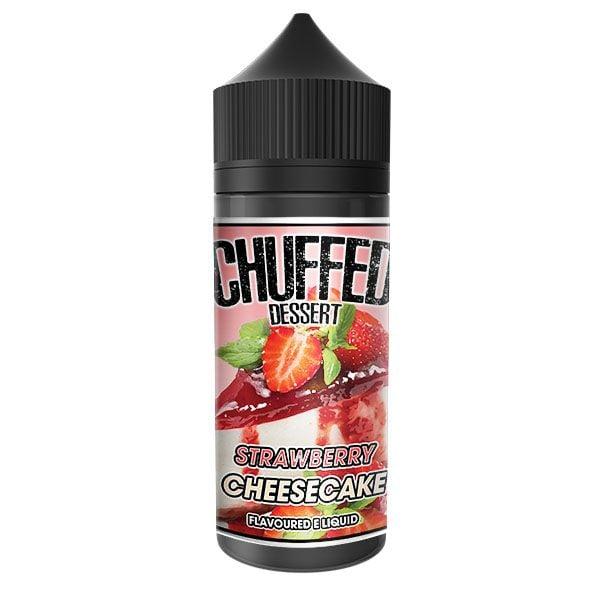 CHUFFED - DESSERT - STRAWBERRY CHEESECAKE 120ML