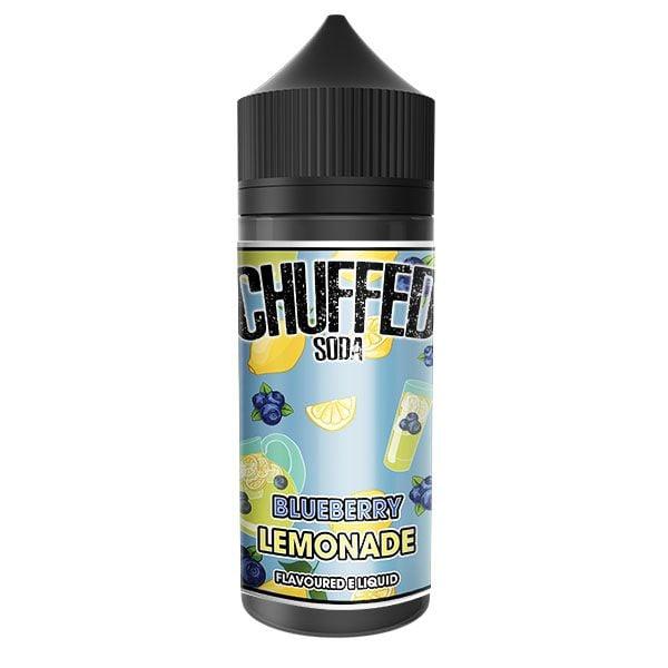 CHUFFED - SODA - BLUEBERRY LEMONADE 120ML