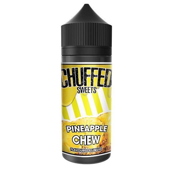 CHUFFED - SWEETS - PINEAPPLE CHEW 120ML