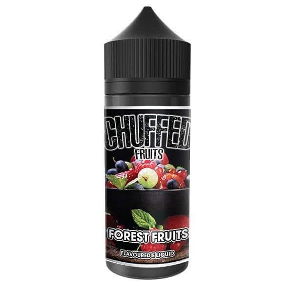 CHUFFED - FRUITS - FOREST FRUITS 120ML