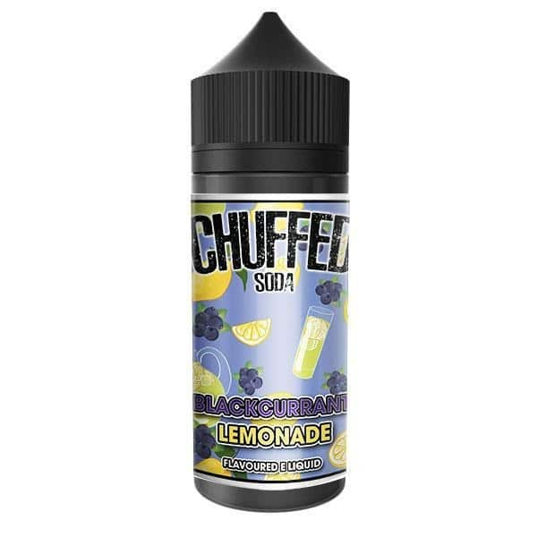 CHUFFED - SODA - BLACKCURRANT LEMONADE 120ML