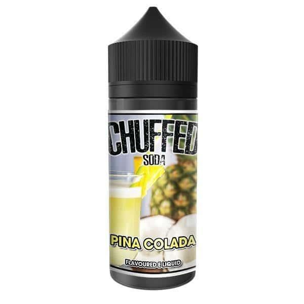 CHUFFED - SODA - PINA COLADA 120ML