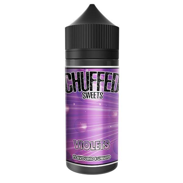 CHUFFED - SWEETS - VIOLETS 120ML