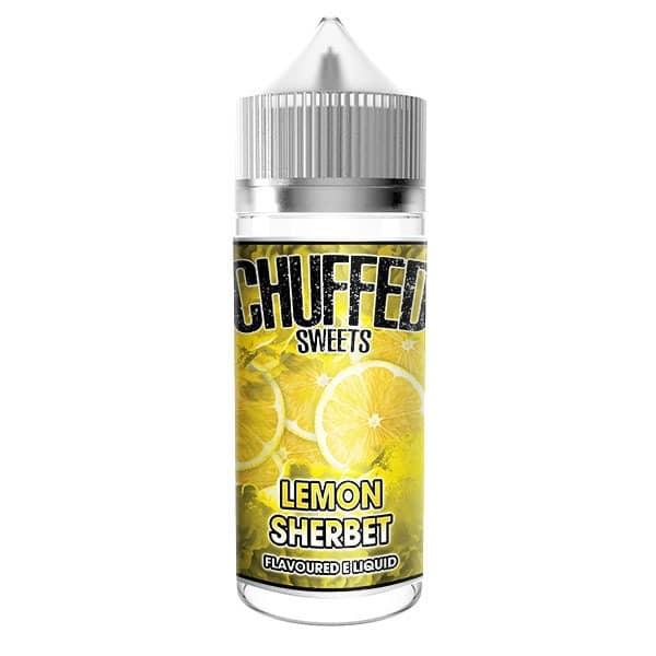 CHUFFED - SWEETS - LEMON SHERBET 120ML