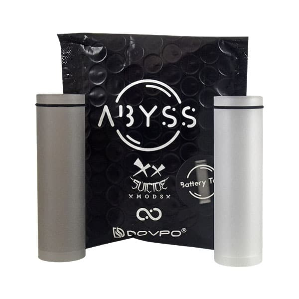 DOVPO X SUICIDE MODS - ABYSS AIO 18650 BATTERY TUBE