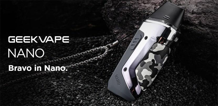 GEEKVAPE - AEGIS NANO / N30 KIT