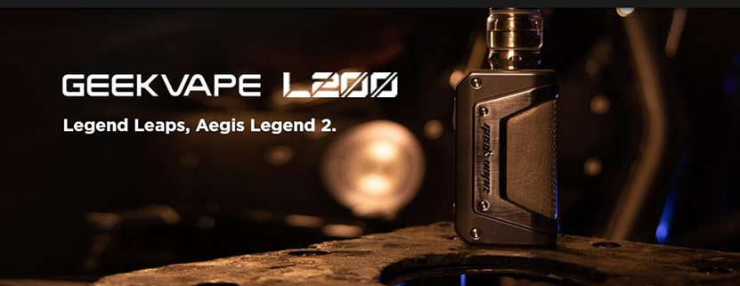 GEEKVAPE - AEGIS LEGEND 2 / L200 MOD